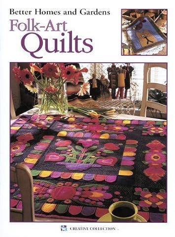 Folk-Art Quilts (Better Homes &
