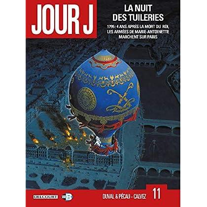 Jour J T11 La nuit des tuileries