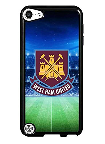PhoneCaseMaster - Custom Football Pattern Cases West Ham United Football Club Ipod Touch 5th Generation Hülle For Boys (Premier League)