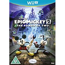 Disney Epic Mickey 2 The Power of Two Game Wii U