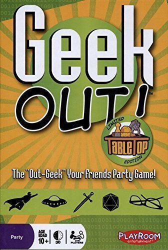 Geek-Out-TableTop-Limited-Edition-by-Playroom-Entertainment  Geek Out! TableTop Limited Edition by Playroom Entertainment 51MvAT dwBL