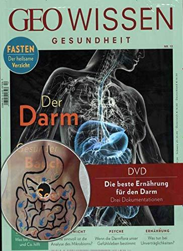 GEO Wissen Gesundheit mit DVD 12/2019