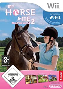 my horse me 2 nintendo wii games. Black Bedroom Furniture Sets. Home Design Ideas