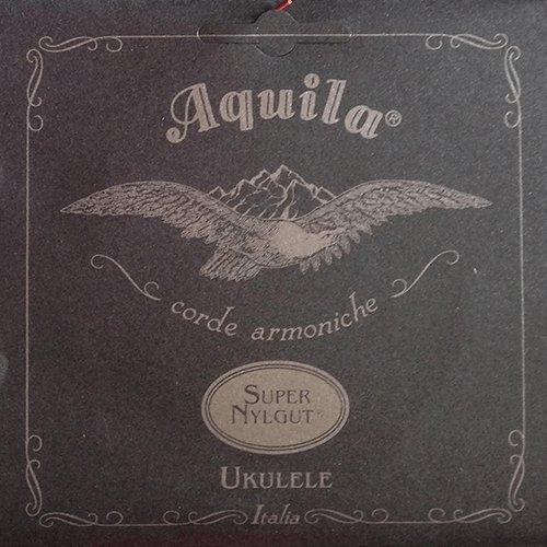 Aquila Super Nylgut Corde Per Ukulele - Soprano - GCEA con Low G 4 ° corda - Codice 101U