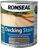 Ronseal DSCO5L Decking Stain Country Oak 5 Litre