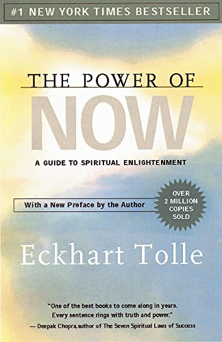 [(The Power of Now: A Guide to Spiritual Enlightenment)] [Author: Eckhart Tolle] published on (November, 2004)