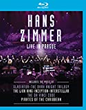 ZIMMER, HANS - LIVE IN PRAGUE (1 Blu-ray)