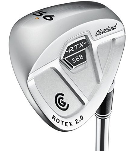 Cleveland 588 Rtx 2.0 Cb Tour Satin - Golf Wedge Droitier (52 Loft: 52, Bounce: Standard, acier) Taille: 52 standard