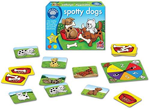 Imagen principal de Orchard Toys Spotty Dogs - Juego de mesa (en inglés)