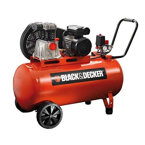 Compressore aria 100 lt Black and Decker BD 220/100-2M