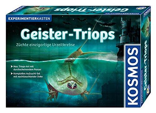 galileo salzkrebse KOSMOS 634452 - Geister-Triops
