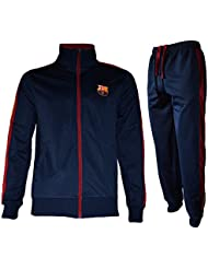 Survetement Barça - Collection officielle FC BARCELONE - Taille enfant