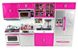 Doll Playsets My Modern Kitchen 32 Full ...