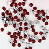 Strass-Steine 1,5 mm Erdbeer