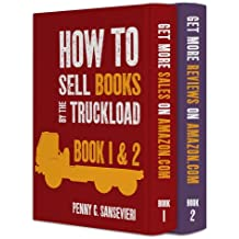 How to Sell Books by the Truckload on Amazon.com - Book One and Two: Get More Sales - Get More Reviews! (English Edition)