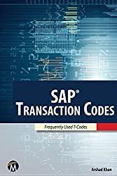 SAP Transaction Codes: Frequently Used T-codes (English Edition)