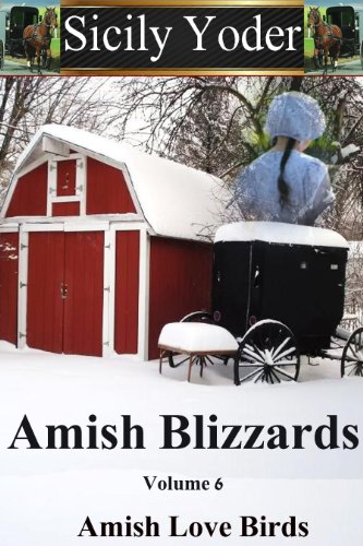 Amish Blizzards Volume Six Amish Love Birds An Amish Romance Christian Fiction Continuing Series
