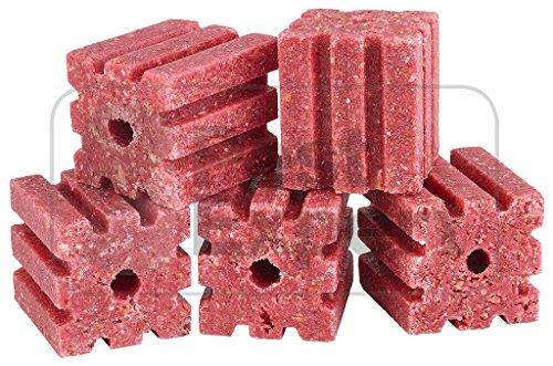 Blocs souricides 500g (25 blocs) de Pest Expert.