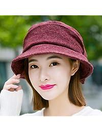 LIUXINDA-MZ Sombrero Mujer Boina de Invierno 154cff07f20