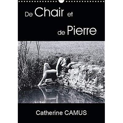 De Chair et de Pierre 2019: Photos de femmes dont la rondeur et la douceur de la chair contrastent avec l'angulosite et la durete de la pierre.