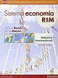 Sistema economia RIM. Per le Scuole superiori. Con e-book. Con espansione online: 1