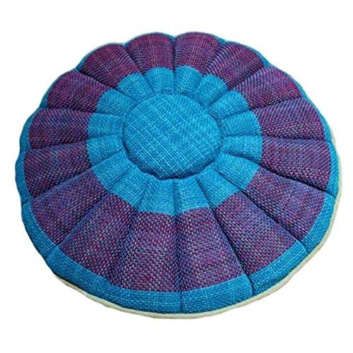 weiche-stuhlkissen-sitzkissen-sofakissen-kissen-runden-blau