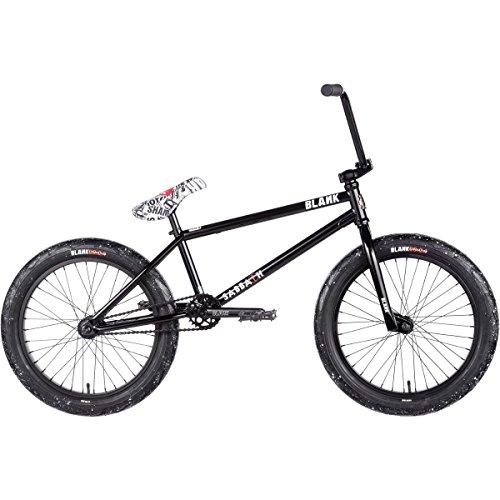 Blank Sabbath BMX Bike 2017 Gloss Black 20.85in Top Tube 20in Wheel