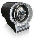 Watchwell Uhrenbeweger Devo Silber/schwarz