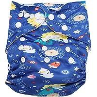 Heaviesk Baby Schwimmen Windel Waschbar Einstellbare Schwimmen Windel Pool Hose Wasserdichte Wiederverwendbare Baby Training Schwimmen