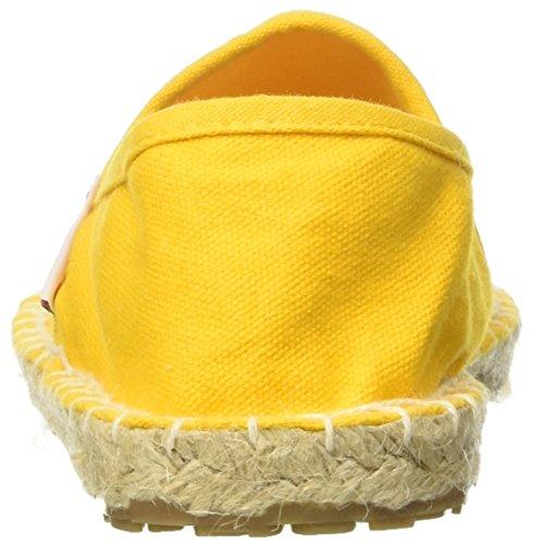 Superga  4524-cotu, Espadrilles mixte adulte Giallo (Yellow Gold)