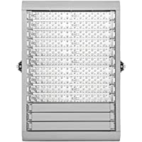 ledaxo HRS 05–750A + + to a, lampada a LED Halle faretto/esterno faretto 82736lm, 5000K, angolo 90°, in alluminio, 757Watts, Grigio chiaro, 92.2X 68.0X 11,2cm