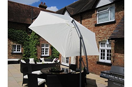 prince-3-metre-free-standing-outdoor-parasol-garden-umbrella