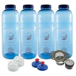 Acala Grosses Flaschen Set Grip 0,75 Liter de Lux