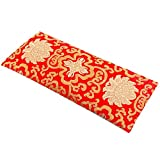 Lumbal Pillow - Schlafende Bett-Taillen-Auflage - Taillen-Auflage - Erwachsenes schlafendes Taillen-Kissen - lumbale Disk-Auflage (Farbe : Rot, Größe : Waist pad)