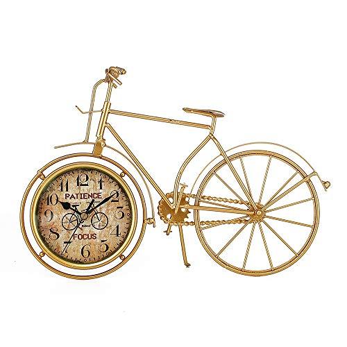 Ou-Ruo-LaM-home Reloj de Escritorio Mesa Retro/Vintage Diseño ...