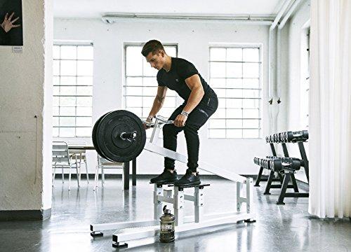 Rudergerät bis 250 kg belastbar Rückentrainer Bild 5*