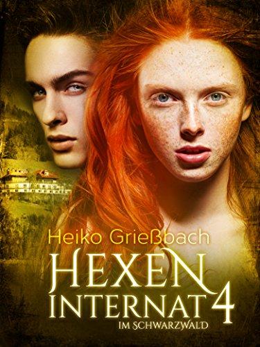 Buchseite und Rezensionen zu 'Hexeninternat 4 - Im Schwarzwald' von Heiko Grießbach
