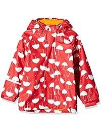CareTec Kids Rain Jacket with Fleece Lining