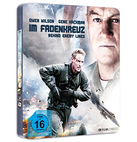 Im Fadenkreuz - Steel Edition/Collector's Edition [Blu-ray]
