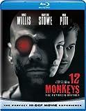 12 Monkeys [Blu-ray] [Import anglais]