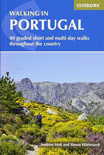 Walking in Portugal par Simon Whitmarsh
