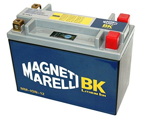 MM-ION-12 - Batteria Moto Litio eq. YB16L-A2 / YTX20L-BS / YB18L-A / YTX15L-BS / YTX18L-BS / YTX20HL-BS / YB16-B / Y50-N18 18AH / 19AH