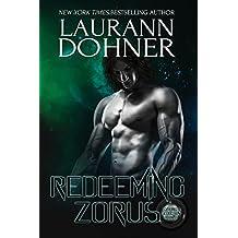Redeeming Zorus (Cyborg Seduction Book 6) (English Edition)