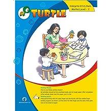 Turtle - KG Activity Sheets - Maths Level-2