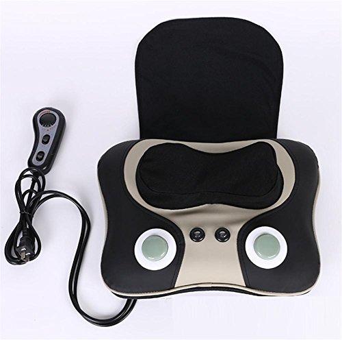 SHISHANG Nackenmassage Massage zu Hause multifunktionale Gesundheit Kopf Vibrationsmassage Maschine frei zu justieren