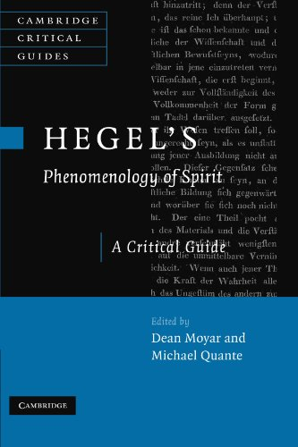 Hegel's Phenomenology of Spirit: A Critical Guide (Cambridge Critical Guides)