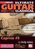 Lick Library: Ultimate Guitar Techniques Shredding Classical - Caprice No.5 [Edizione: Regno Unito]