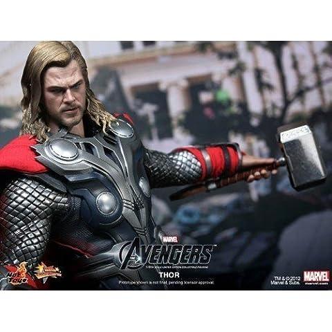 Thor Avengers Colección Escala 1/6 pintado a mano