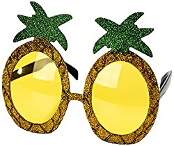 Talking Tables Tropical Fiesta, Pineapple Sunglasses, Plastic