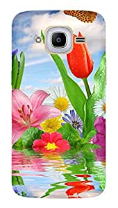 WOW 3D Printed Designer Mobile Case Back Cover For Samsung Galaxy J2 2016 / Samsung Galaxy J2 (2016)